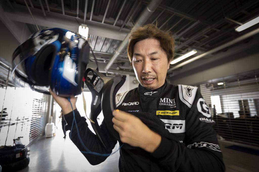 吉田淳一選手:EX-FORM RACING TEAM