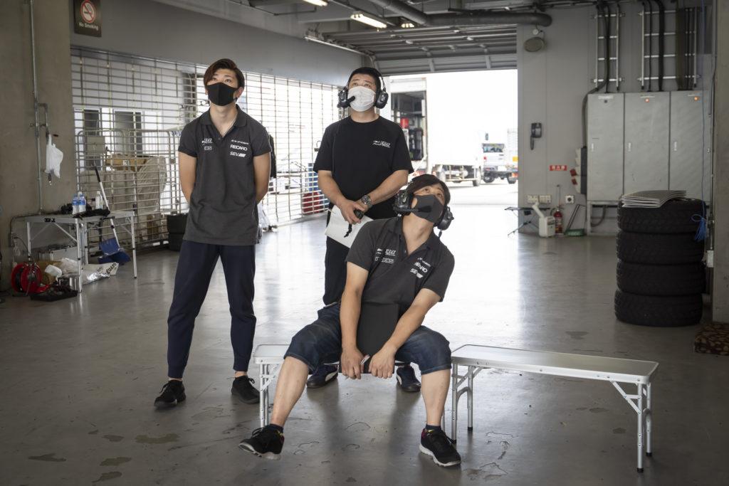 ハツミくん:EX-FORM RACING TEAM