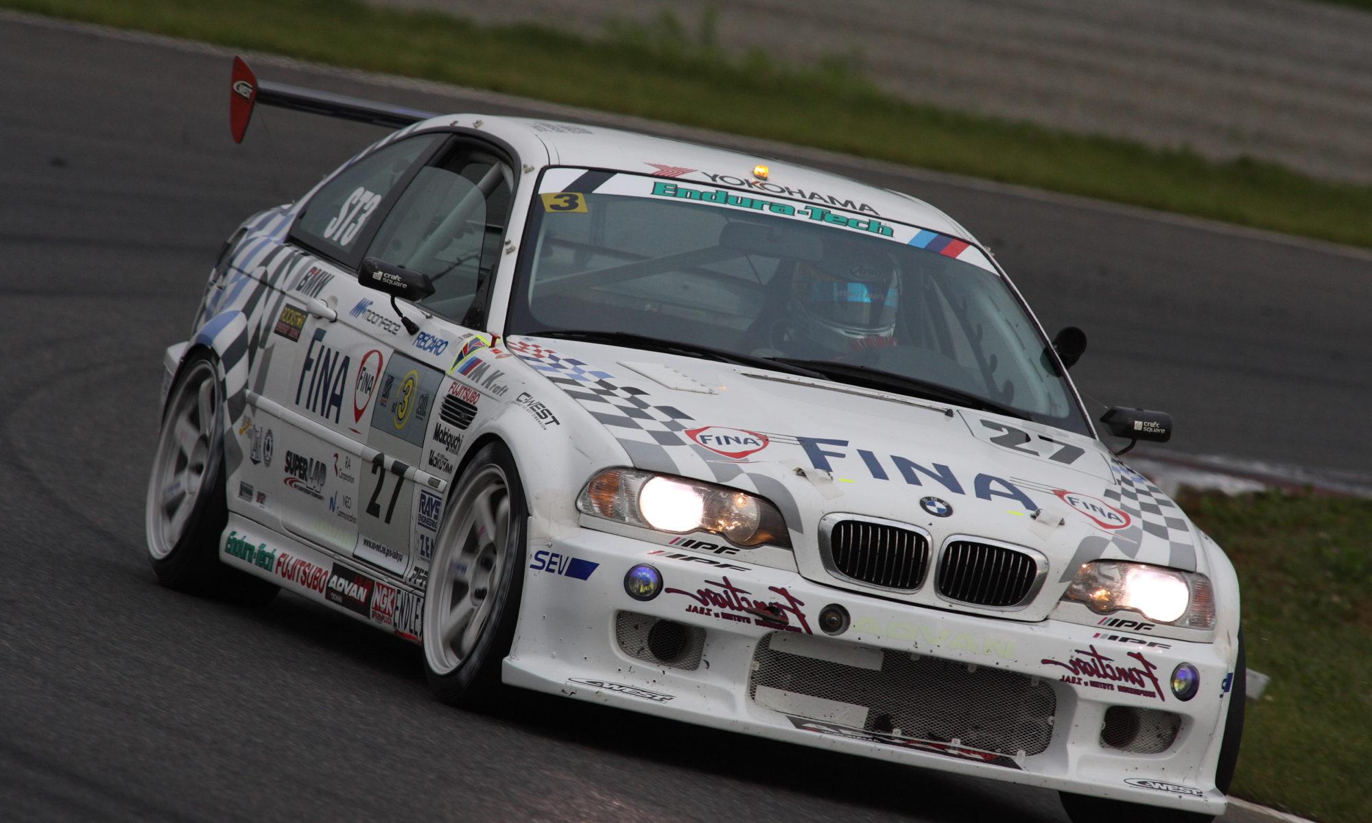 FINA ADVAN M3:十勝24時間耐久レース2008