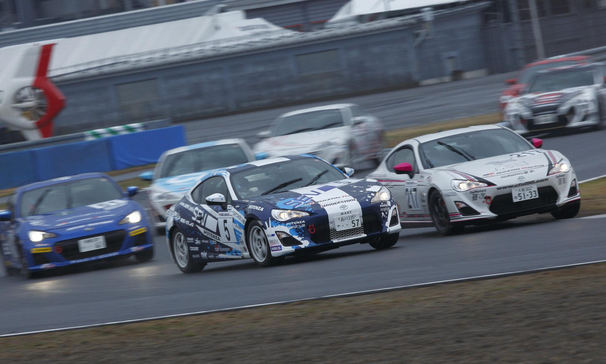 GR 86/BRZ Race 2014第1戦 ツインリンクもてぎ