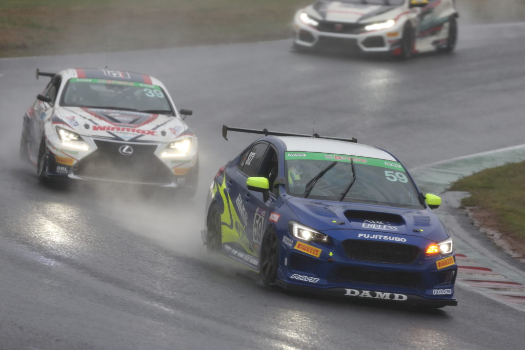 #59 DAMD MOTUL ED WRX ST - スーパー耐久シリーズ2020@スポーツランドSUGO