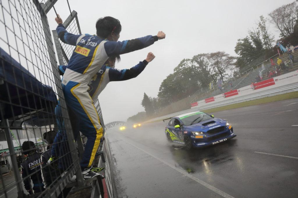 スーパー耐久シリーズ2020第2戦スポーツランドSUGO - チェッカー