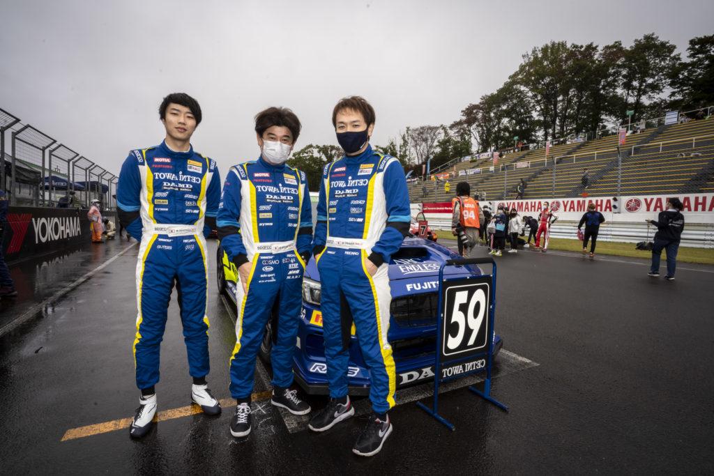 TOWAINTEC RACING - スーパー耐久シリーズ2020第2戦スポーツランドSUGO