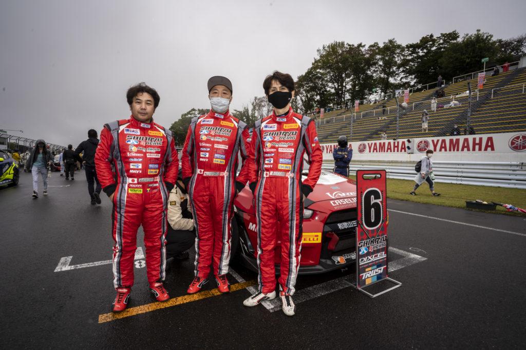 シンリョウレーシングチーム - スーパー耐久シリーズ2020第2戦スポーツランドSUGO